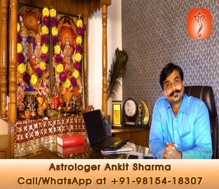 Astrologer Ankit Sharma