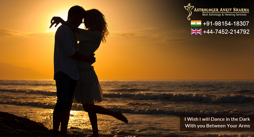 Case Study No. 20 - I wish I will dance in the dark with You between your arms ( Get Your Desired Love - Pranali and Anuj )
