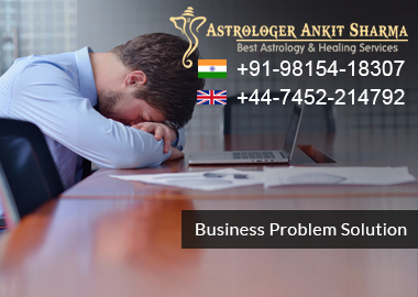 Bring your business back on track with expert astrology ( Business Problem Solution )