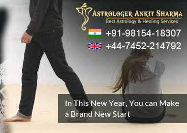 In This New Year, you can Make a Brand-New Start ( Relationship Problem Solution)