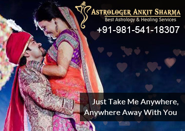 Just Take Me Anywhere, Anywhere Away With You ( Finally Jasleen and Sukhwinder Got Parents Approval for Love Marriage by Astrology Solution)