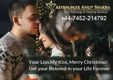 Your Lips My Kiss, My Love Merry Christmas! - Get your Beloved in your Life Forever