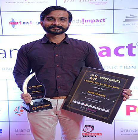 Best Celebrity Astrologer Award