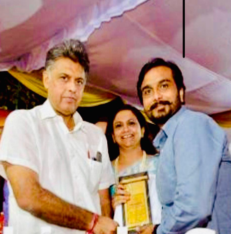 Jyotish Prangan's Awards 2018