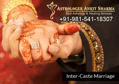 Intercaste Marriage Astrology Solution