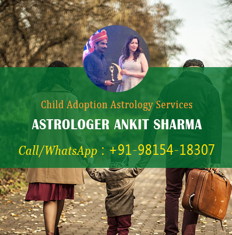 Child Adoption Astrology Services   Call at +91-98154-18307