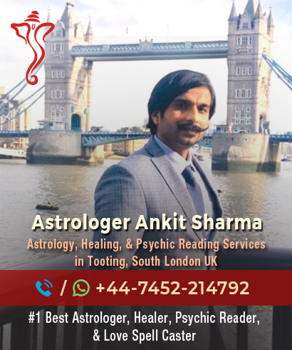 Best Indian Astrologer in Tooting, South London UK | Call at +44-7452-254457