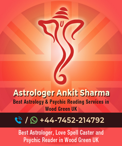 Best Indian Astrologer in Wood Green, UK  | Call at +44-7452-254457
