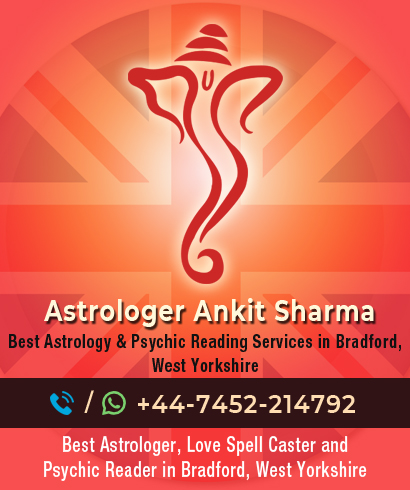 Best Indian Astrologer in Bradford, West Yorkshire UK | Call at +44-7452-254457
