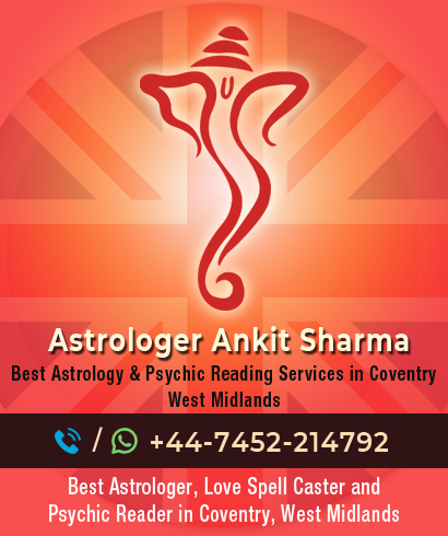 Best Indian Astrologer in Coventry, West Midlands UK  | Call at +44-7452-254457