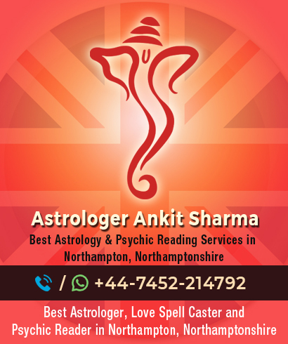 Best Indian Astrologer in Northampton, Northamptonshire UK  | Call at +44-7452-254457