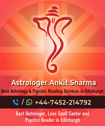 Best Indian Astrologer in Edinburgh UK  | Call at +44-7452-254457