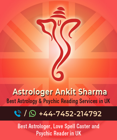 Best Indian Astrologer in UK  | Call at +44-7452-254457