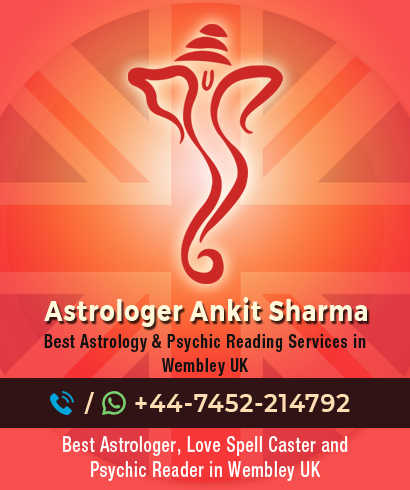 Best Indian Astrologer in Wembley UK  | Call at +44-7452-254457