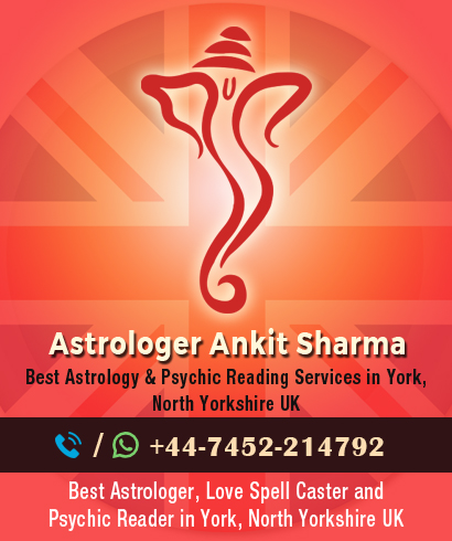 Best Indian Astrologer in York, North Yorkshire UK  | Call at +44-7452-254457
