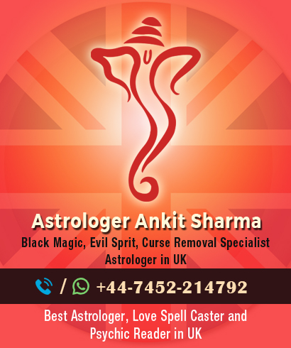 Black Magic Removal Specialist Astrologer in UK  | Call at +44-7452-254457