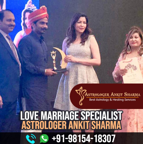 Love Marriage Specialist Astrologer | Call at +91-98154-18307