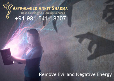 Removal of Evil Negative Energies